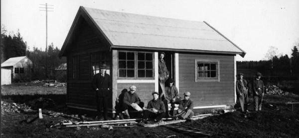 Kolonihagehytte 1930